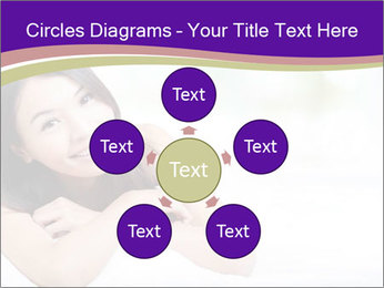 Charming woman PowerPoint Template - Slide 78