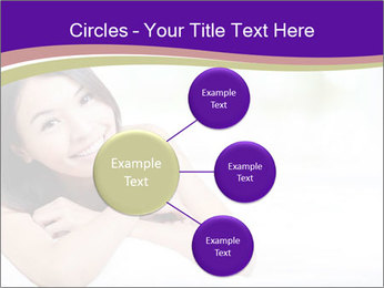 Charming woman PowerPoint Template - Slide 79
