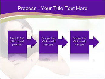 Charming woman PowerPoint Template - Slide 88
