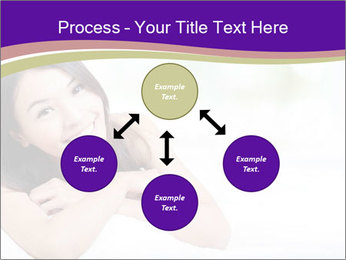 Charming woman PowerPoint Template - Slide 91