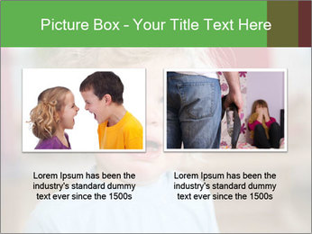 Child is crying PowerPoint Template - Slide 18
