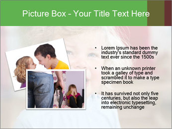 Child is crying PowerPoint Template - Slide 20