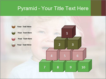 Child is crying PowerPoint Template - Slide 31