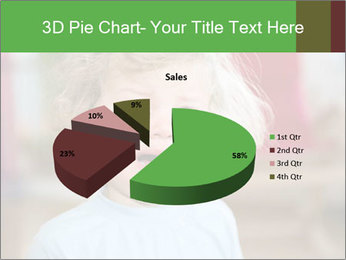 Child is crying PowerPoint Template - Slide 35