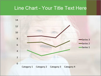 Child is crying PowerPoint Template - Slide 54