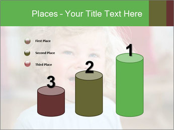 Child is crying PowerPoint Template - Slide 65