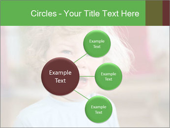 Child is crying PowerPoint Template - Slide 79