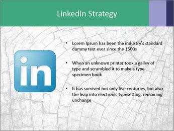 Wood detail PowerPoint Template - Slide 12