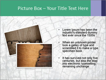 Wood detail PowerPoint Template - Slide 20