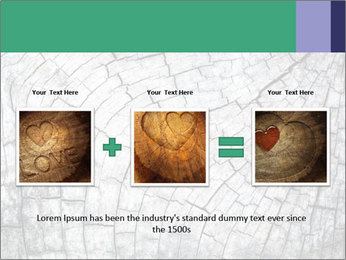 Wood detail PowerPoint Templates - Slide 22