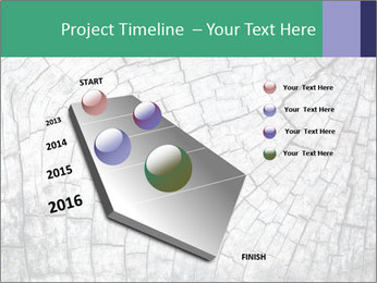 Wood detail PowerPoint Template - Slide 26