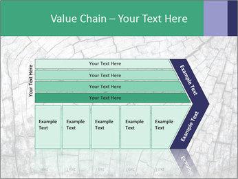 Wood detail PowerPoint Template - Slide 27