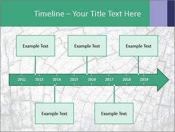 Wood detail PowerPoint Template - Slide 28