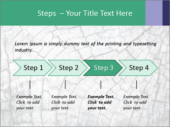 Wood detail PowerPoint Template - Slide 4