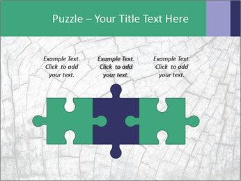 Wood detail PowerPoint Template - Slide 42