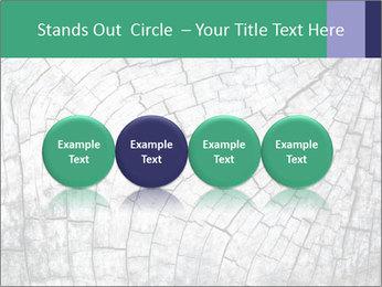 Wood detail PowerPoint Template - Slide 76