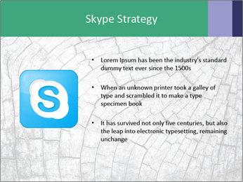 Wood detail PowerPoint Template - Slide 8