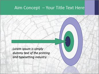 Wood detail PowerPoint Template - Slide 83
