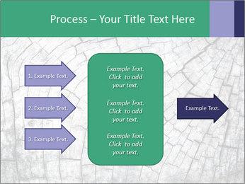 Wood detail PowerPoint Template - Slide 85