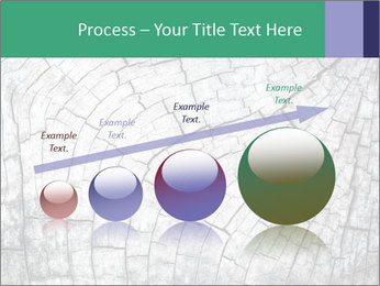Wood detail PowerPoint Template - Slide 87