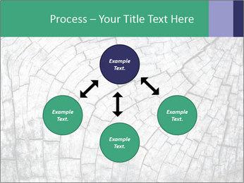 Wood detail PowerPoint Template - Slide 91