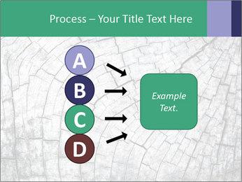 Wood detail PowerPoint Template - Slide 94