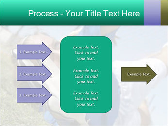 Young female soccer PowerPoint Template - Slide 85