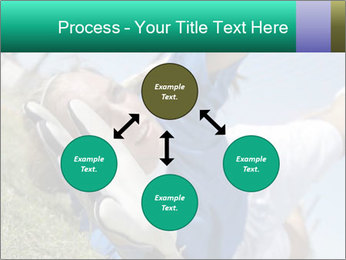 Young female soccer PowerPoint Template - Slide 91