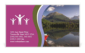 0000092667 Business Card Template