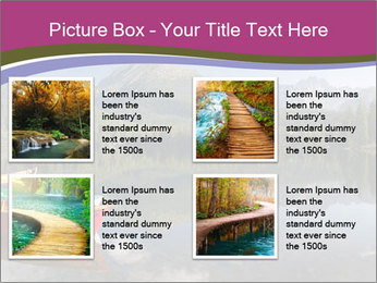 The colorful boats PowerPoint Template - Slide 14