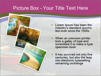 The colorful boats PowerPoint Template - Slide 17