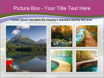 The colorful boats PowerPoint Template - Slide 19