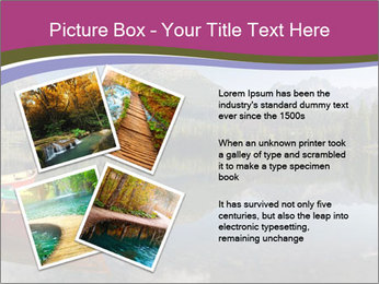 The colorful boats PowerPoint Templates - Slide 23