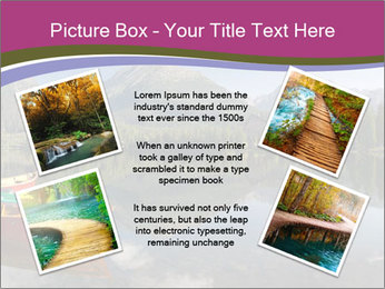 The colorful boats PowerPoint Template - Slide 24