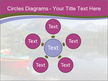 The colorful boats PowerPoint Template - Slide 78