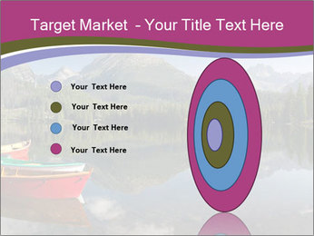 The colorful boats PowerPoint Template - Slide 84
