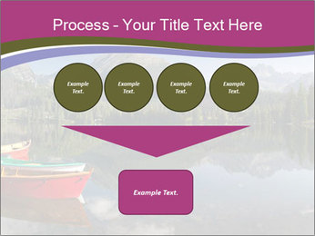 The colorful boats PowerPoint Templates - Slide 93