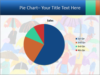 People in a multi-colored PowerPoint Template - Slide 36
