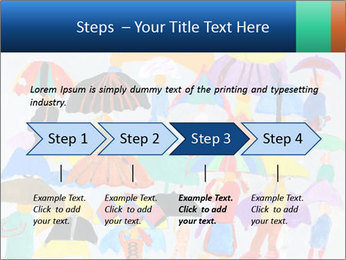 People in a multi-colored PowerPoint Template - Slide 4