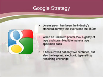 A candle PowerPoint Template - Slide 10
