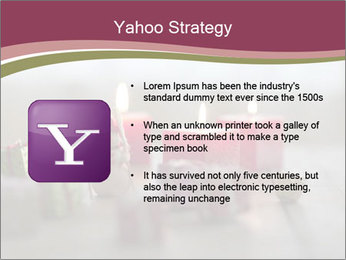 A candle PowerPoint Template - Slide 11