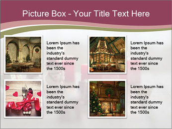 A candle PowerPoint Template - Slide 14