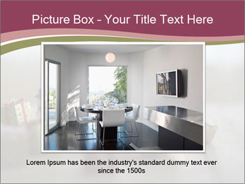 A candle PowerPoint Template - Slide 15