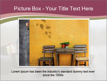 A candle PowerPoint Template - Slide 16