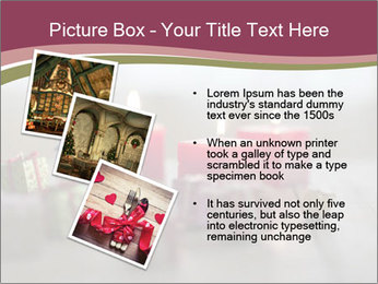 A candle PowerPoint Template - Slide 17