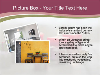 A candle PowerPoint Template - Slide 20