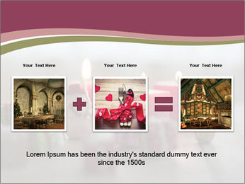 A candle PowerPoint Template - Slide 22