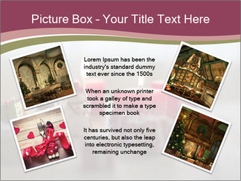 A candle PowerPoint Template - Slide 24