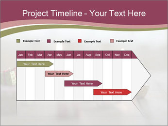 A candle PowerPoint Templates - Slide 25