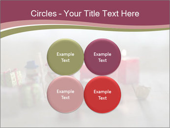 A candle PowerPoint Template - Slide 38